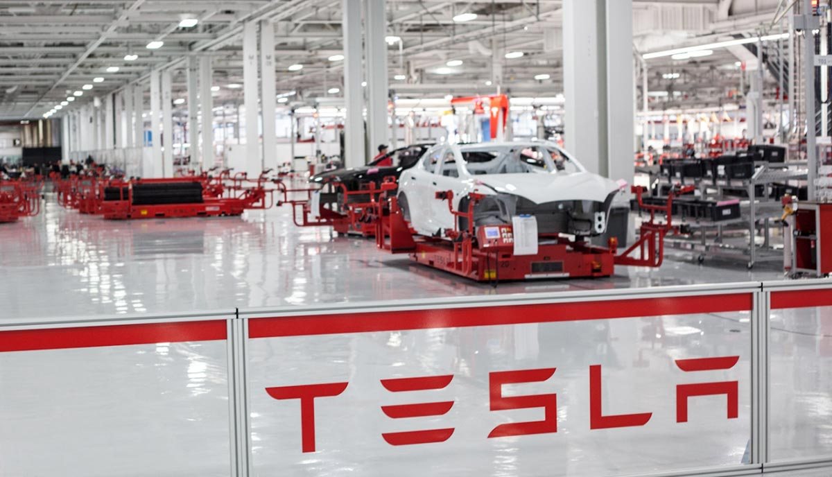 Teslas Model 3 Parts Manufactured Gigafactory on 2017 tesla model 3 motor