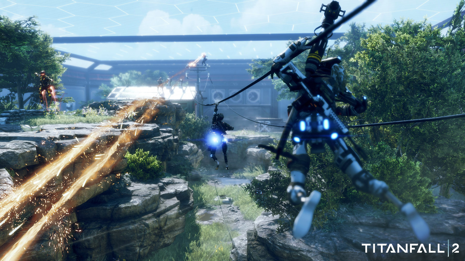 Titanfall 2 Xbox One X Support Detailed 4k Resolution