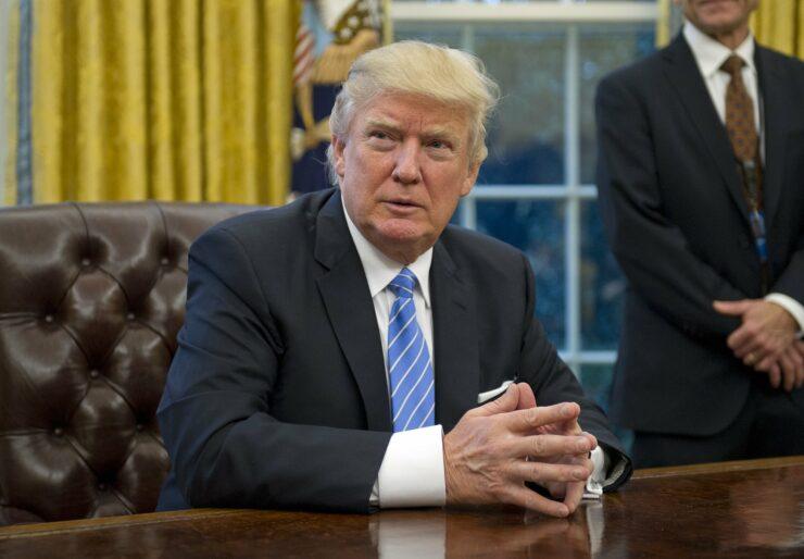 president trump muslim ban
