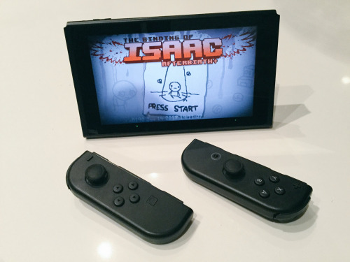 Binding of Isaac Nintendo Switch