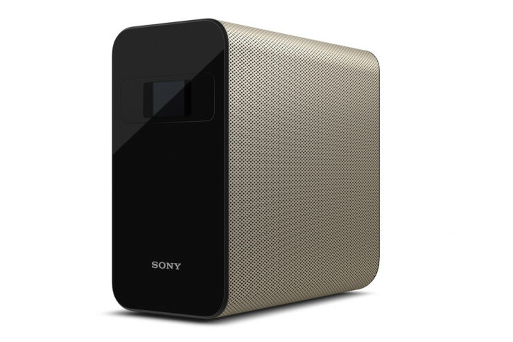 Sony launches its Android-powered projector called the Xperia Touch at the MWC 2017.
