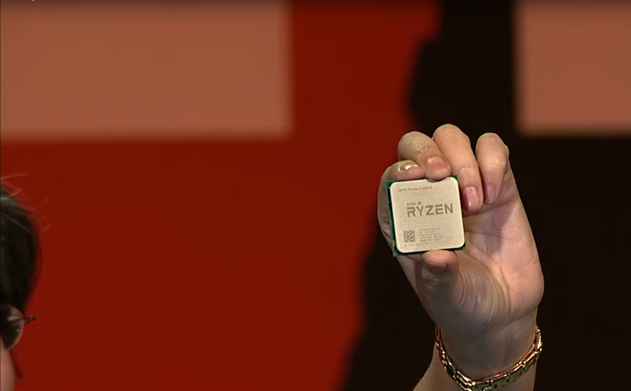 AMD Ryzen 7 Processors Official Launch