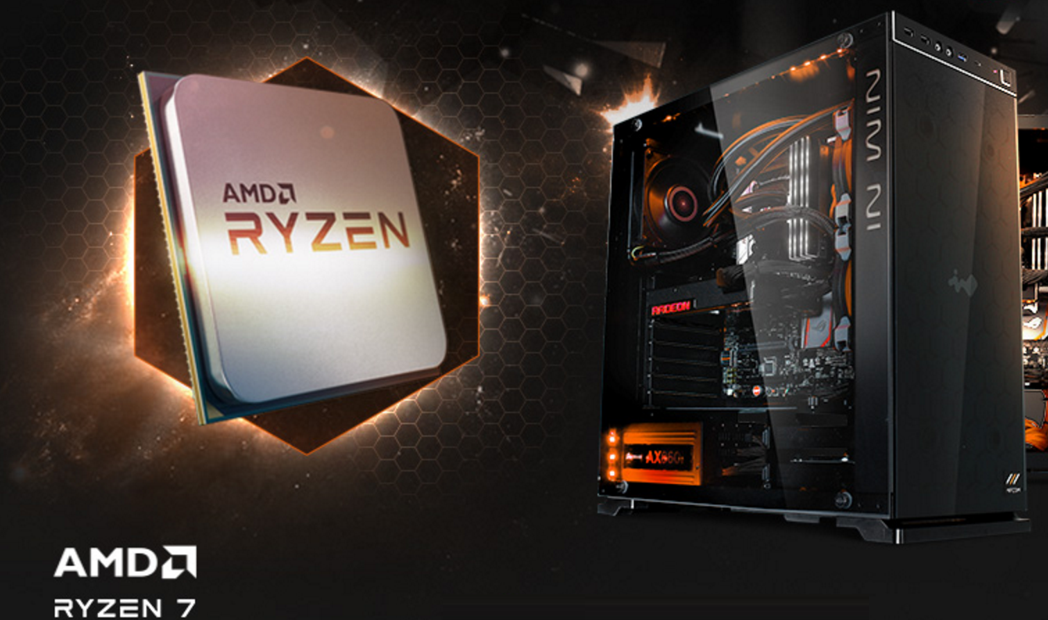 Amd Ryzen 7 1700x Vs I7 6800k Benchmarked In 13 Games