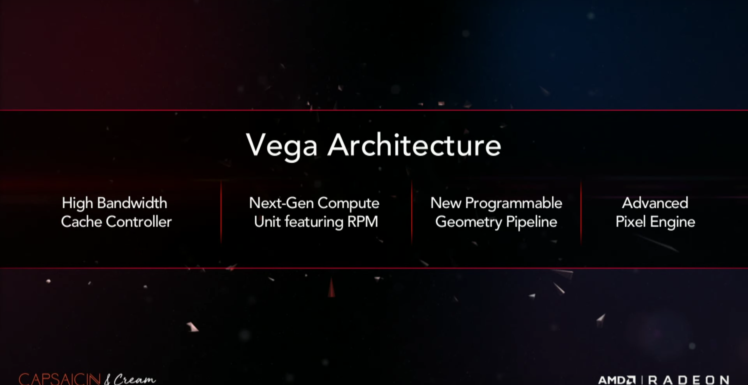 AMD Vega Architecture