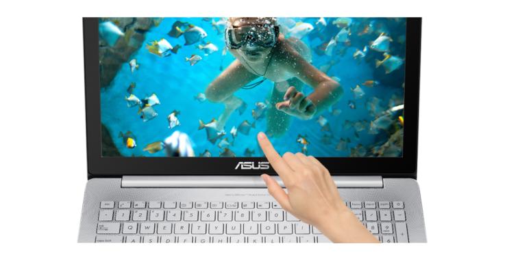 ASUS ZenBook GTX 1060