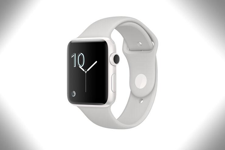 Apple Watch 50% wearable sales Q4 2016