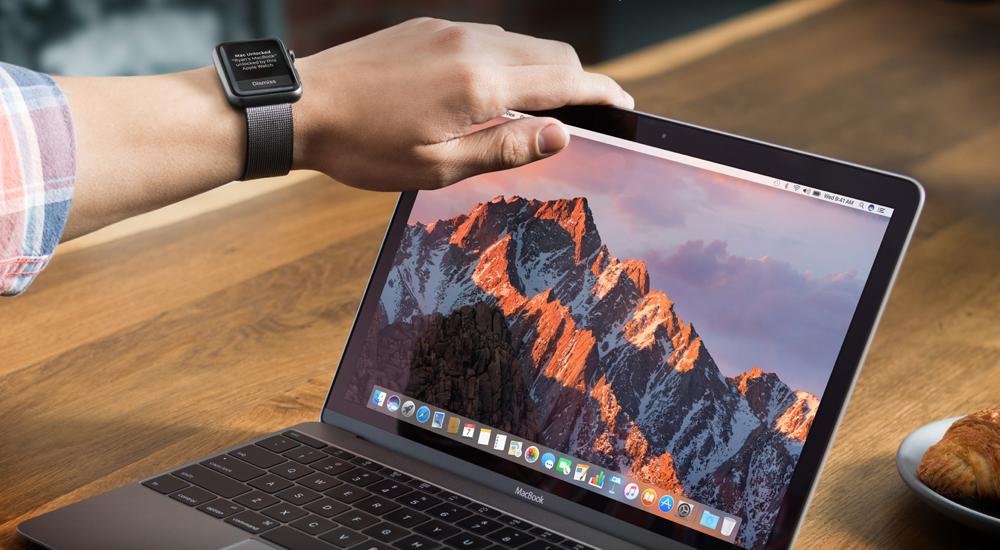 unlock your mac