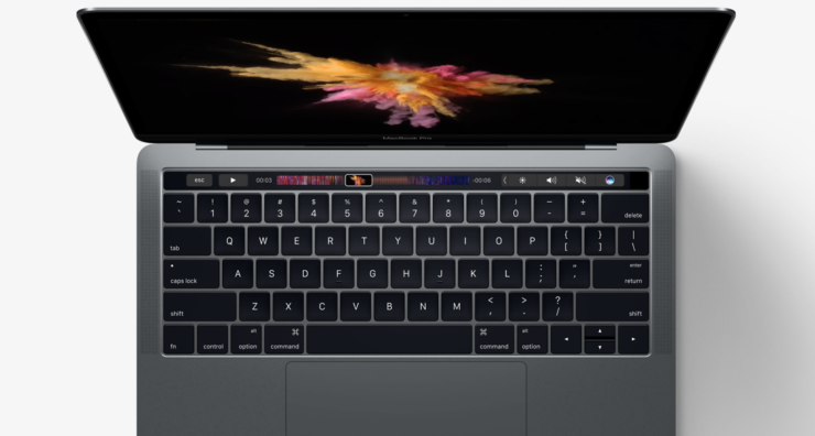 Disable Touch Bar
