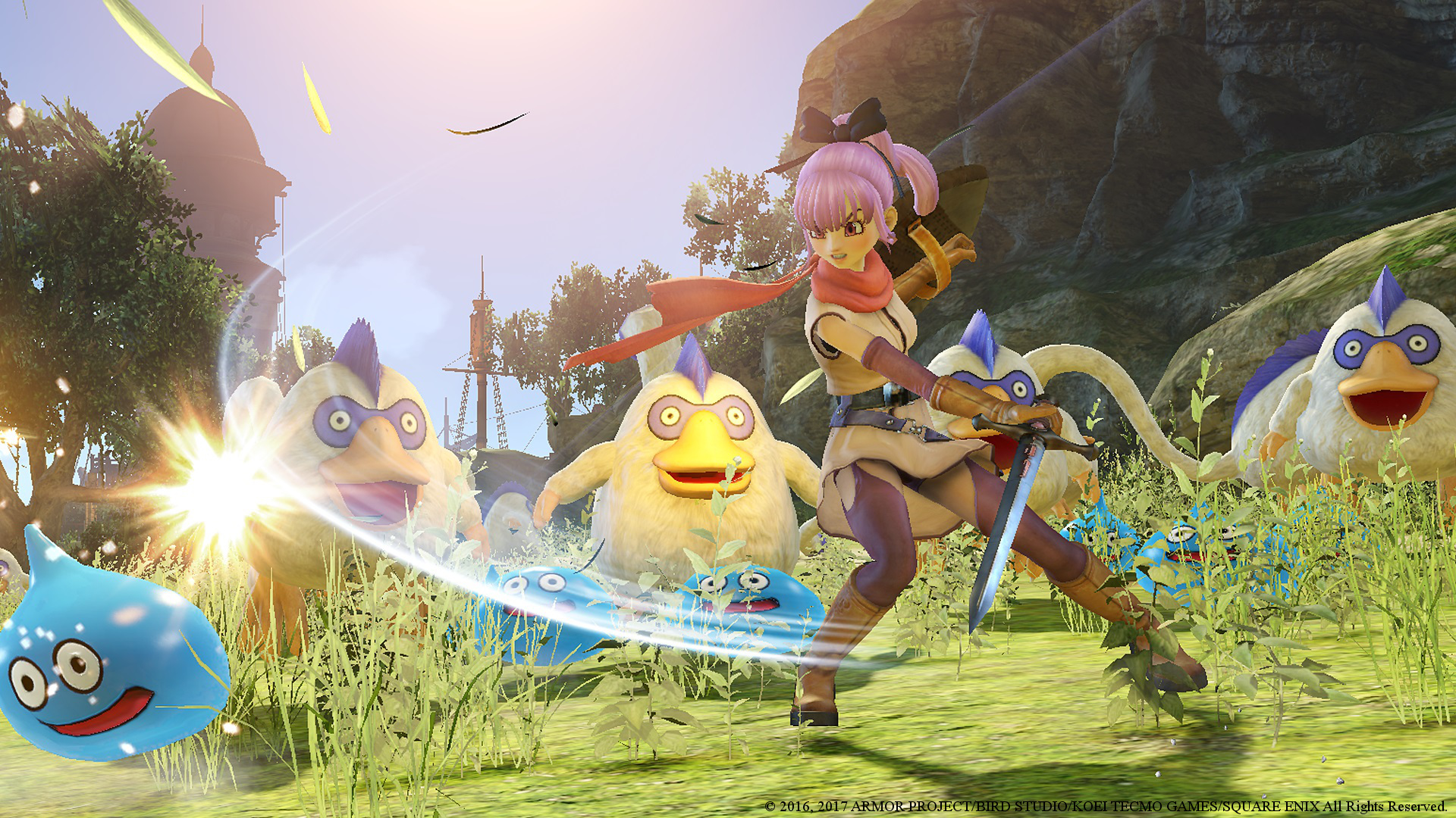 Dragon Quest Heroes Ii Confirmed For Pc New Trailer Released H=180 mm (7.02 in) release date: dragon quest heroes ii confirmed for pc