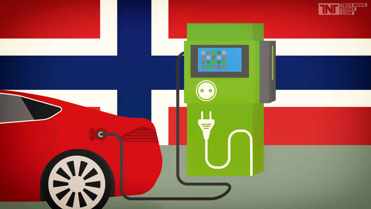 Electric Car Use In Norway