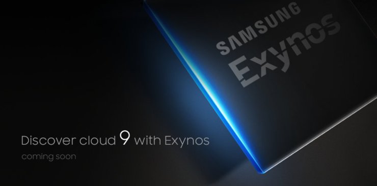 Samsung SoC Exynos 9810