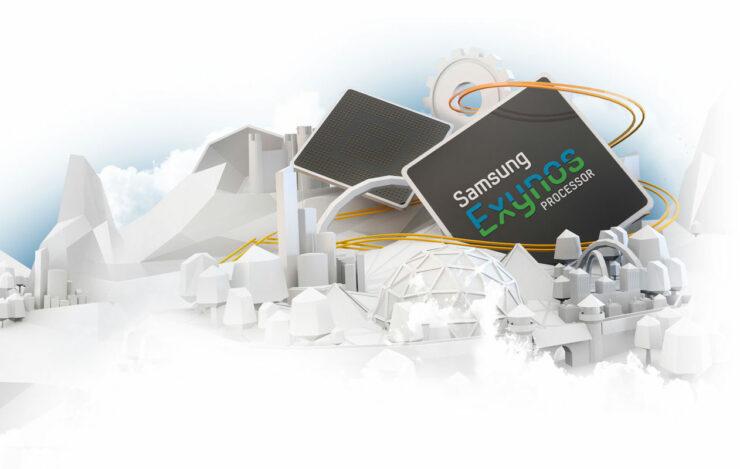 Samsung teases Exynos Galaxy S8