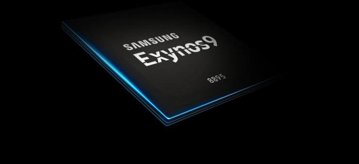 Exynos 8895 officially announced