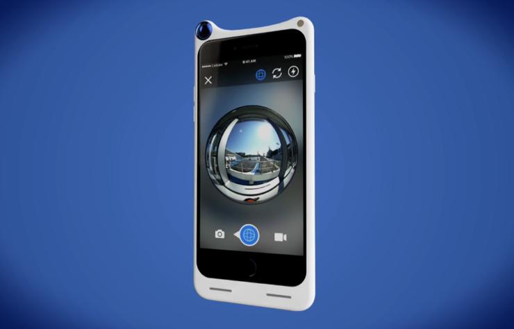 facebook 360° case