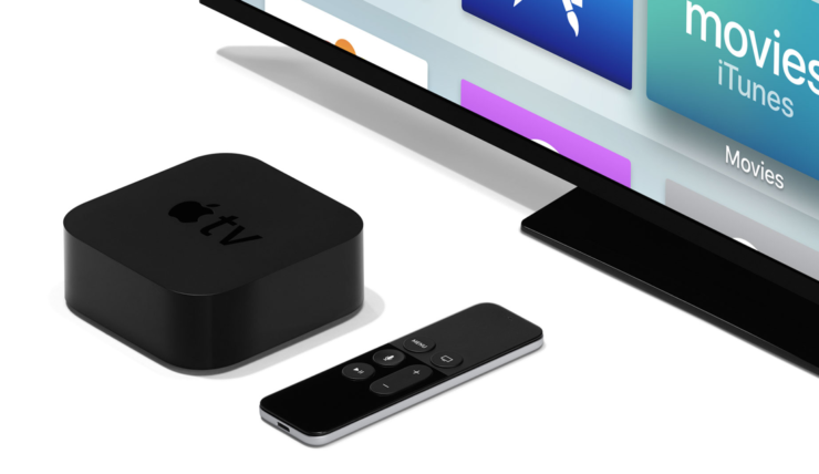 Force Restart Apple TV 4