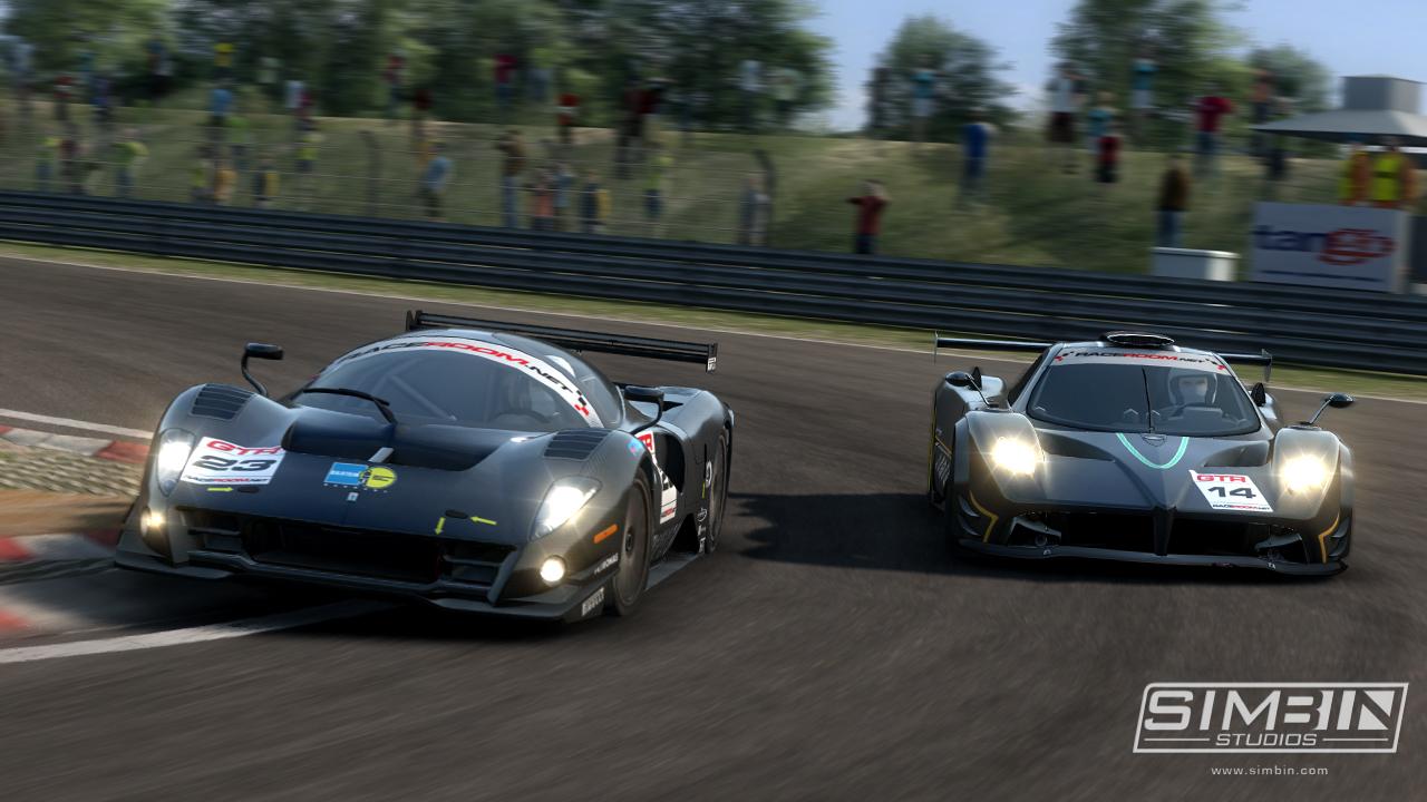 Both Games Car Race
