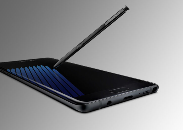 Samsung refurbished Galaxy Note7 phones