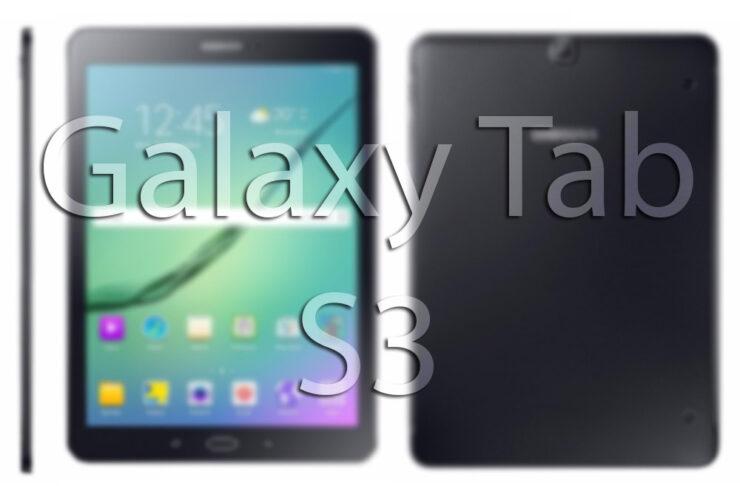 Samsung Galaxy Tab S3 S Pen accessory