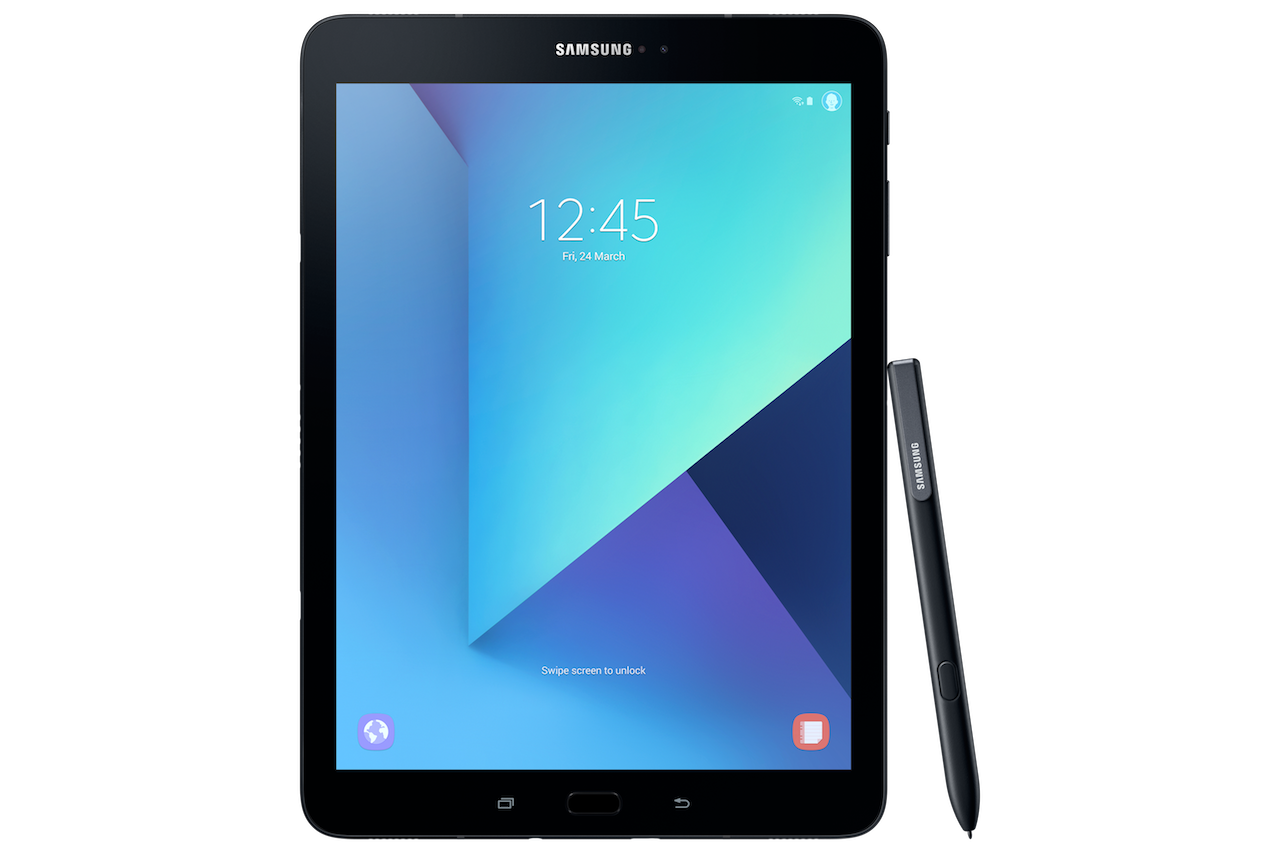 Samsung's Galaxy Tab S3 Takes Center Stage at MWC 2017 ...