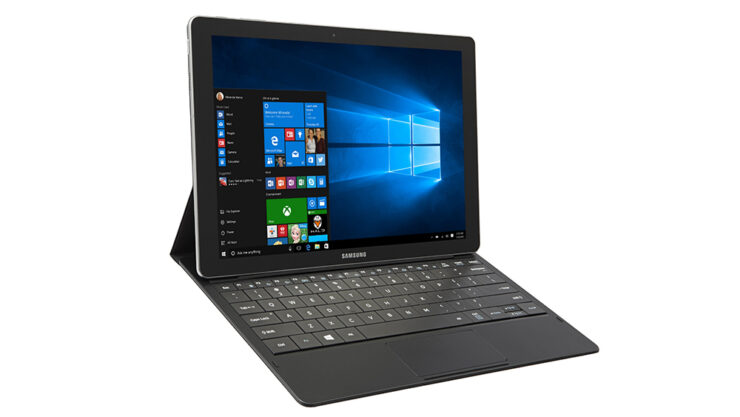 Samsung 10 inch Windows tablet FCC