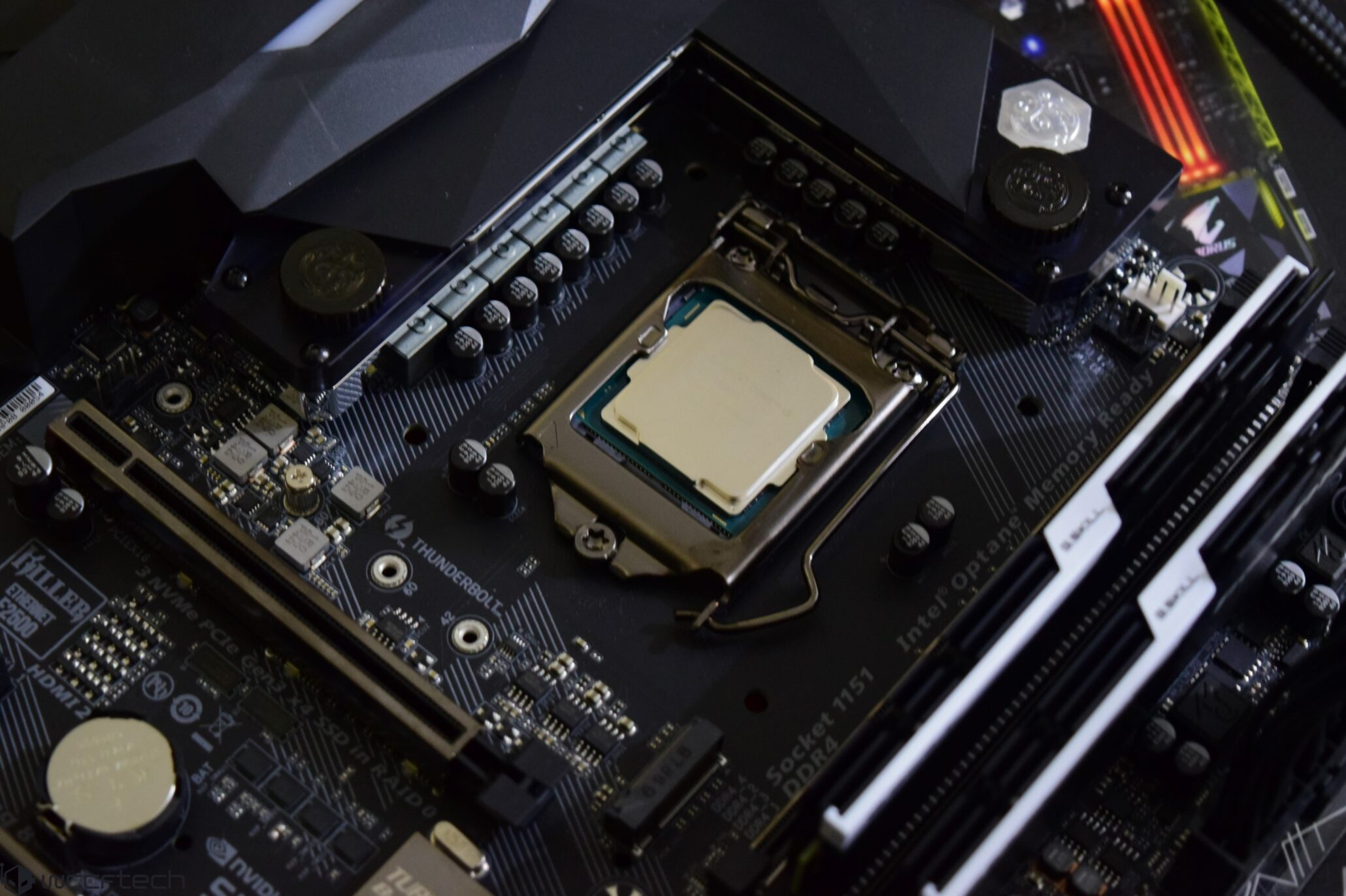 Intel Coffee Lake CPU Family Not Compatible With 200-Series