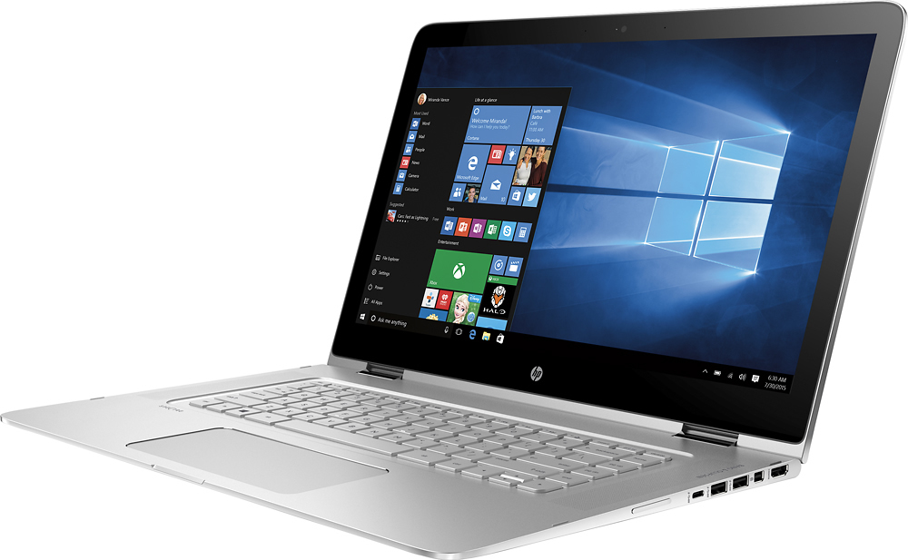 HP Upgrades Its 2017 Spectre x360 With New Hardware and a
