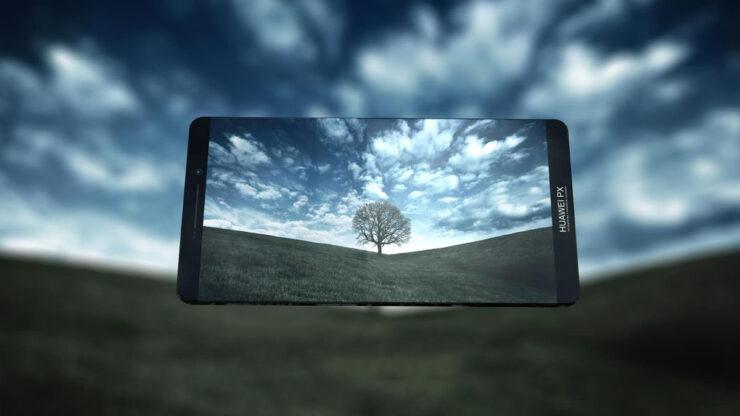 Huawei P10 video render leak