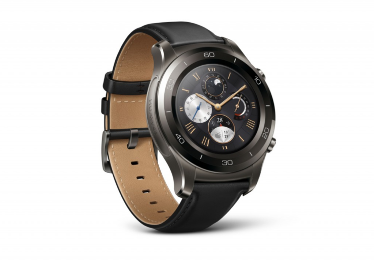 Huawei Watch 2 announced