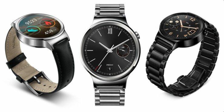 Huawei Watch 2 MWC 2017 unveiling