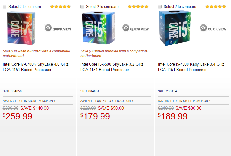 intel-kaby-lake-skylake-haswell-processor-price-cuts_core-i7-6700k-core-i5-6500-core-i5-6400