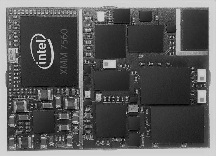Intel XMM 7560 announced