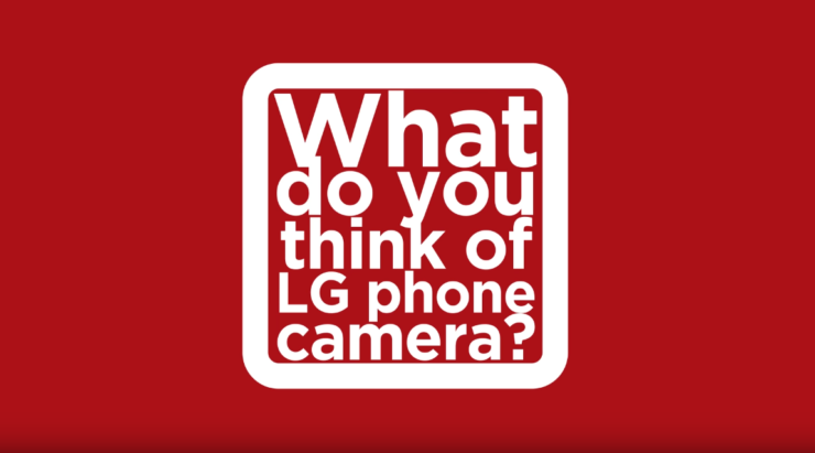 LG smartphone camera best feature