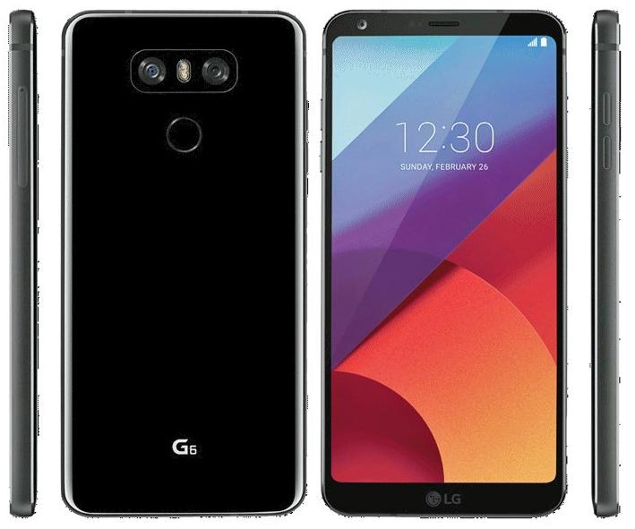 LG G6 several color models leaked