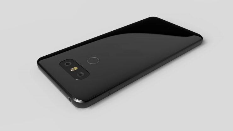 LG G6 AI assistant teaser image