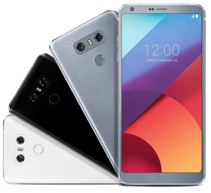 LG G6 announced