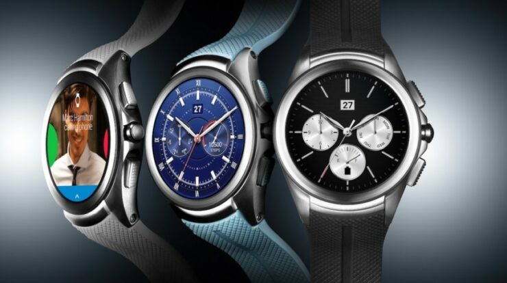 LG Watch Sport Watch Style price specs features