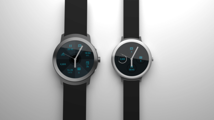 LG Watch Sport Watch Style renders leaked