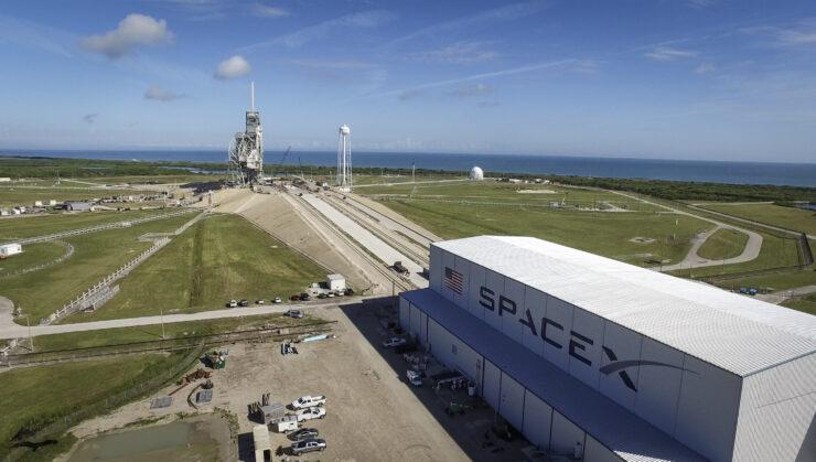 Launch Complex