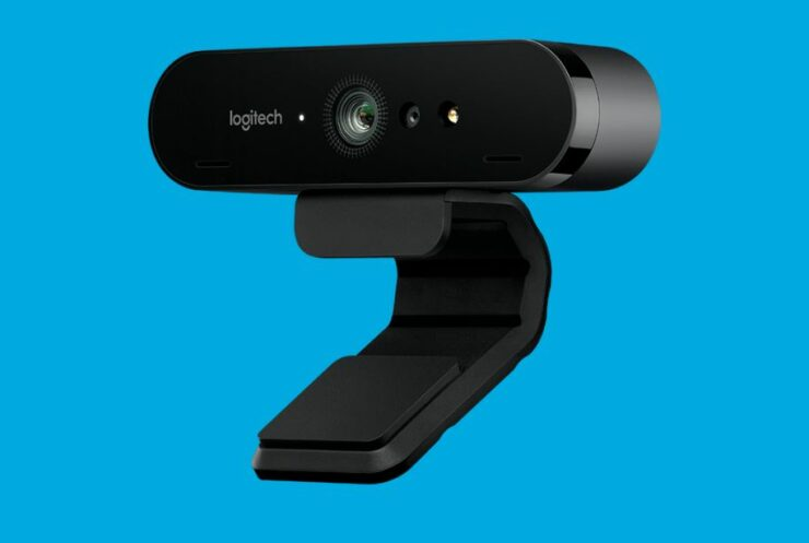 Logitech BRIO 4K Pro Brings Support for 4K Videos as Well as HDR in a Compact Form Factor for Webcams