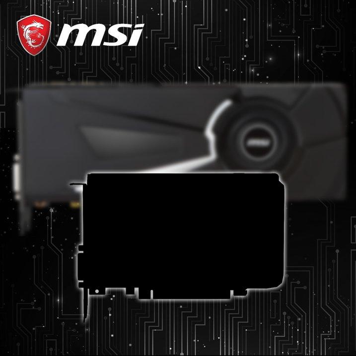 MSI AERO ITX NVIDIA Pascal Series