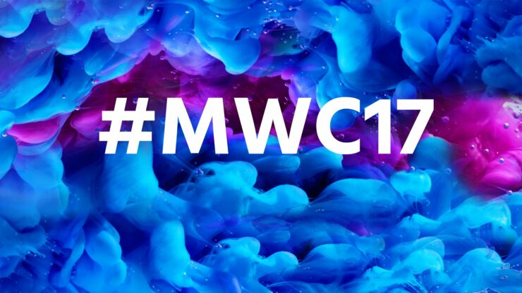 MWC 2017 top products