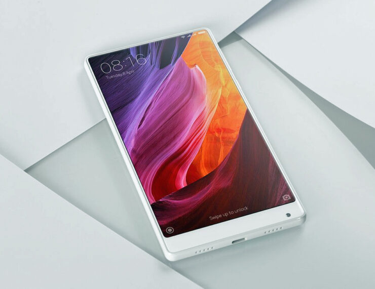 Xiaomi Mi Mix white on sale