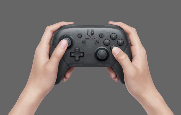 Nintendo Switch System Update 10.0.2 Nintendo Switch Pro Controller