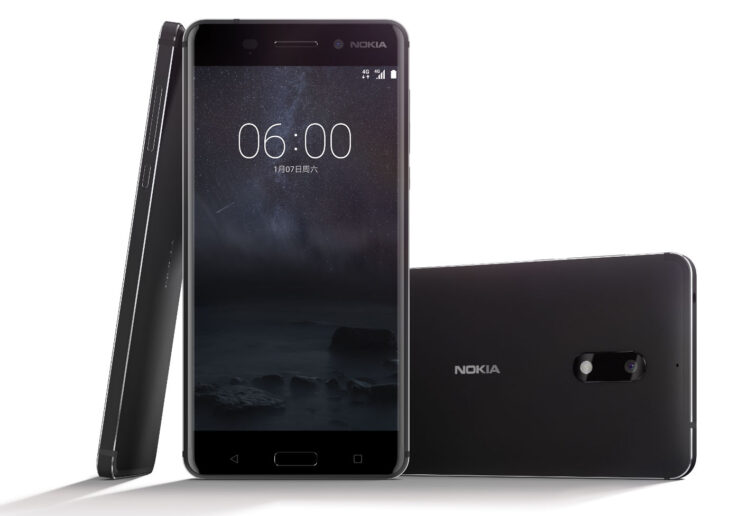 Nokia 6 teardown