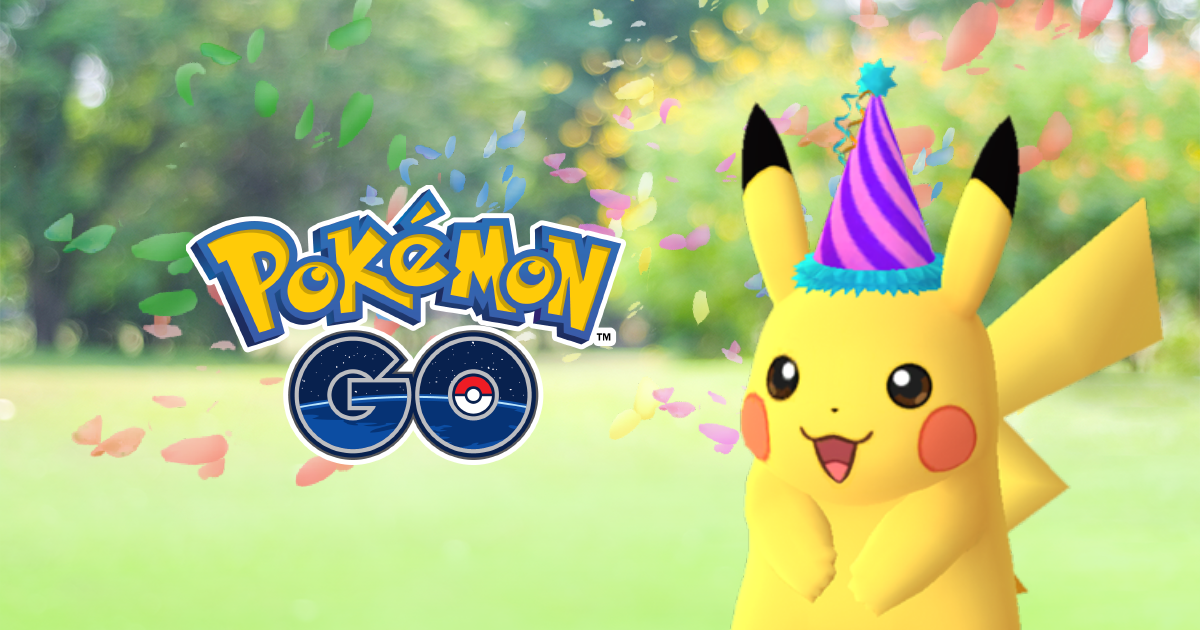 New Pokemon Go Update Announced Pokemon Day Event Detailed
