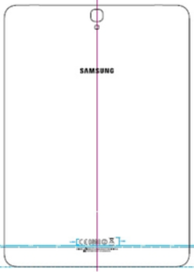 sketch-of-the-galaxy-tab-s3-from-its-fcc-documentation