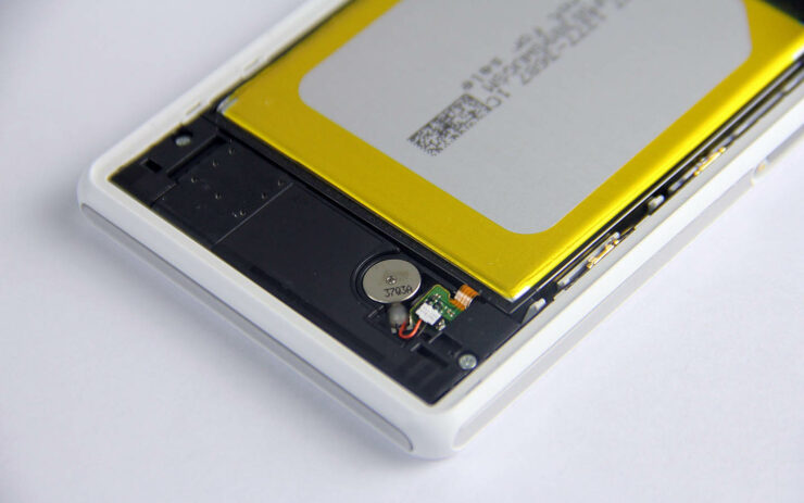 Galaxy S8 batteries Sony