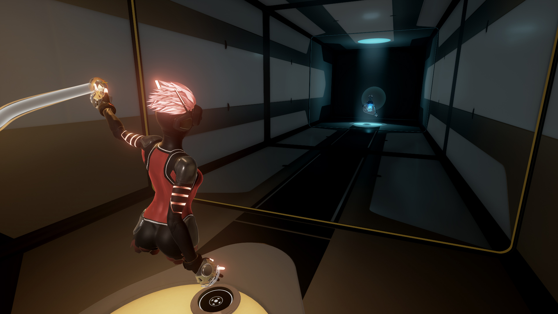 Vr Only Sports Game Sparc Announced For Psvr Vive Rift By