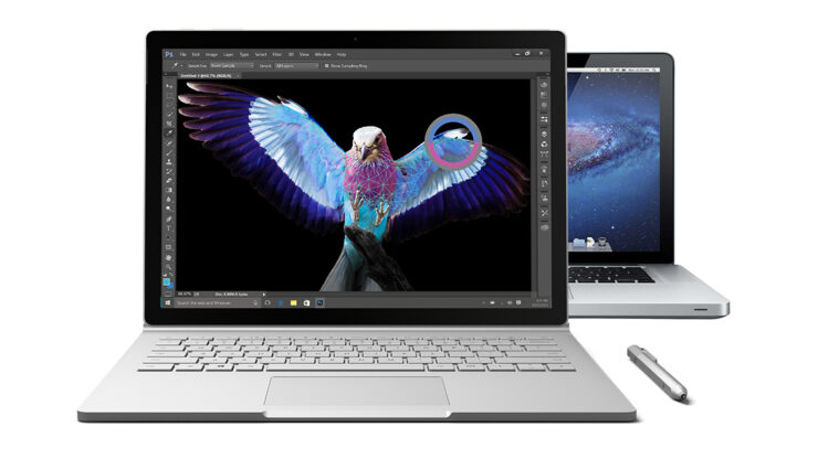 Microsoft Surface Book dGPU