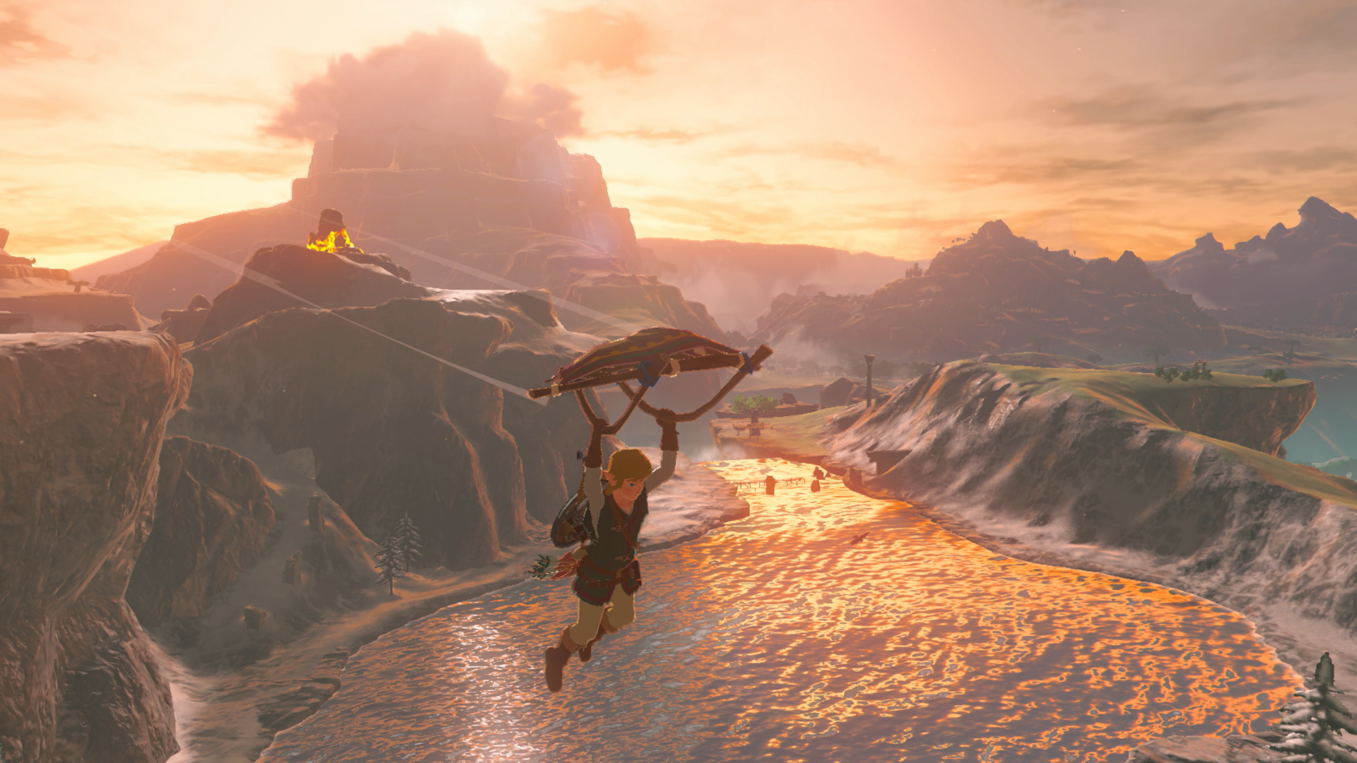 Cemu 1 7 4 Preview Shows Great Zelda Breath of the Wild PC Improvements